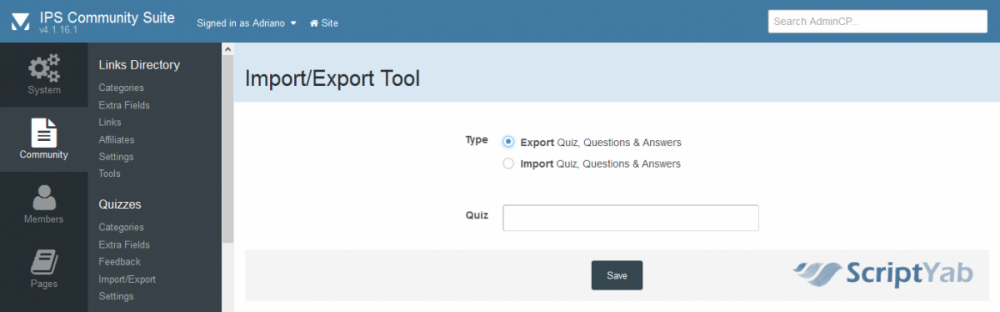 16 - Import-Export Tool.PNG